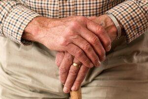 tercera edad próstata