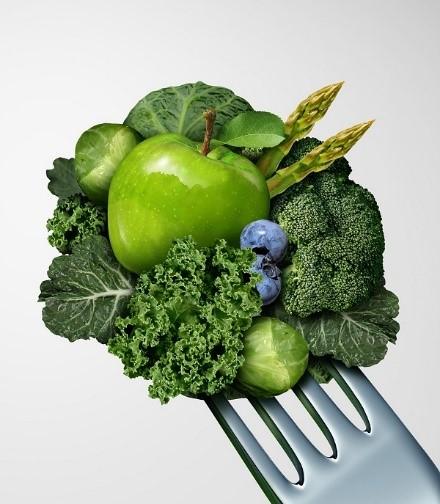 Comida saludable osteoporosis